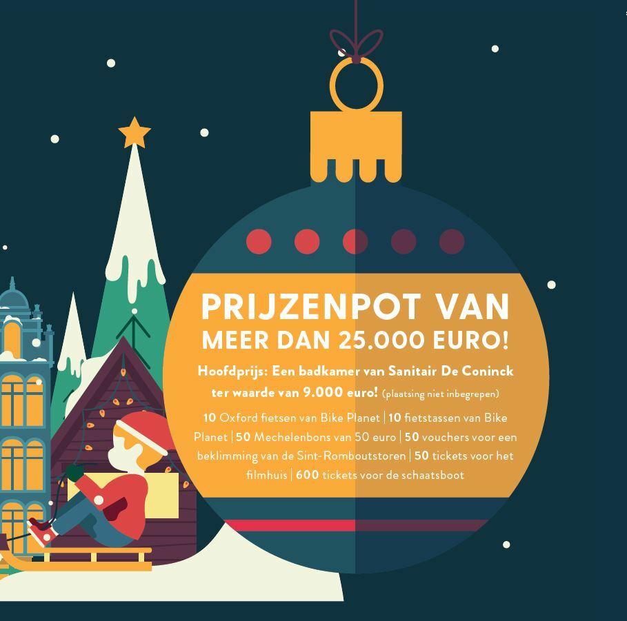 Shop in Mechelen en win mooie prijzen! - Shoppen in Mechelen